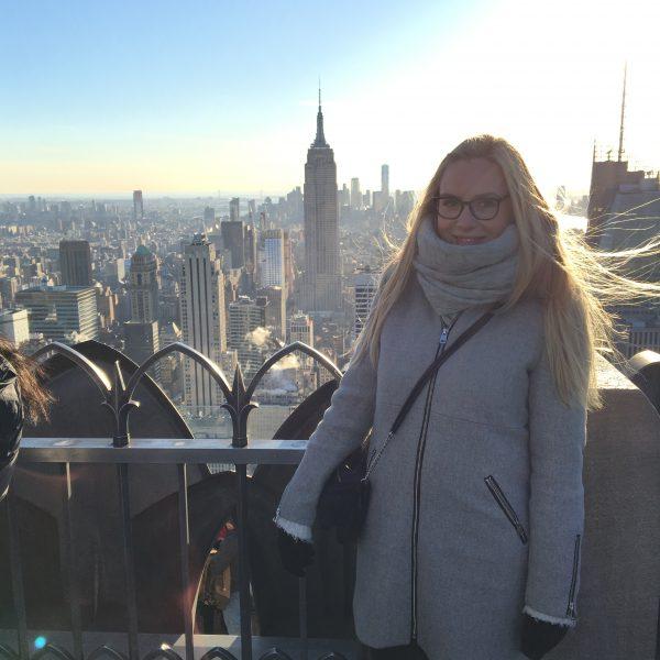 Herzkind Lena in New York