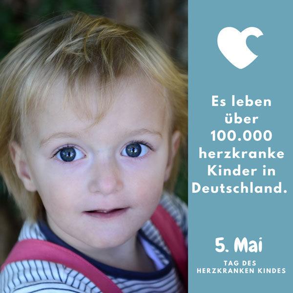 Tag des herzkranken Kindes Herzfakt